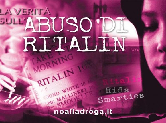 La verità sull' Abuso di Ritalin